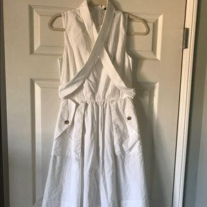 Marc by Marc Jacobs White Dress